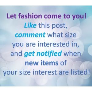 Other - Like and Let Fashion Come to You